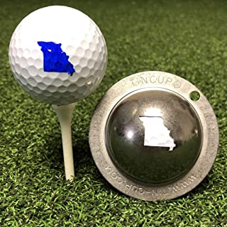 product image for Tin Cup Missouri State Golf Ball Custom Marker Alignment Tool