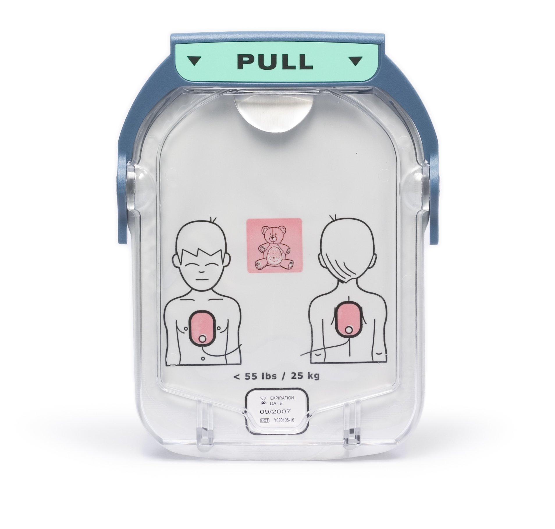 Philips HeartStart M5072A Infant/Child Pads Cartridge