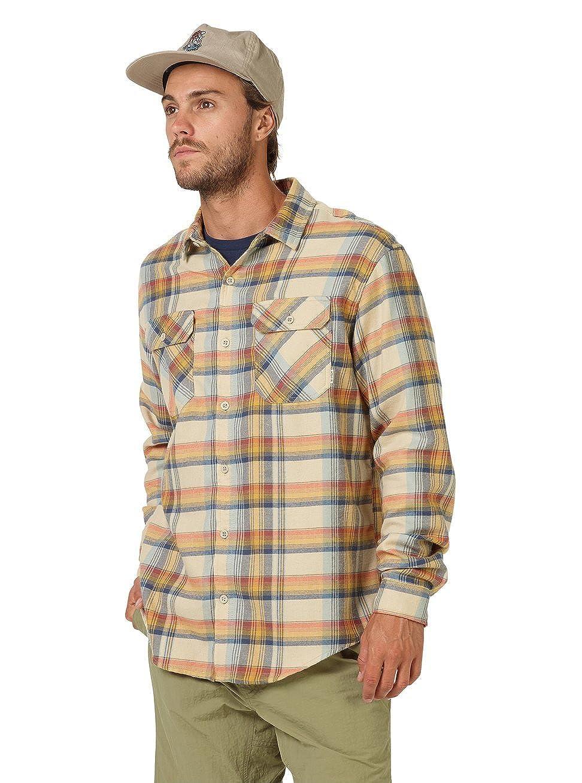 Burton Mens Brighton Flannel Button Down Shirt