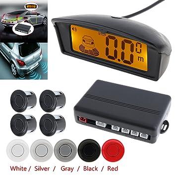 kit para dar marcha atrás de ePathChina®, sistema de seguridad para vehículos, conducción segura, funciona mediante un sistema de radar ...