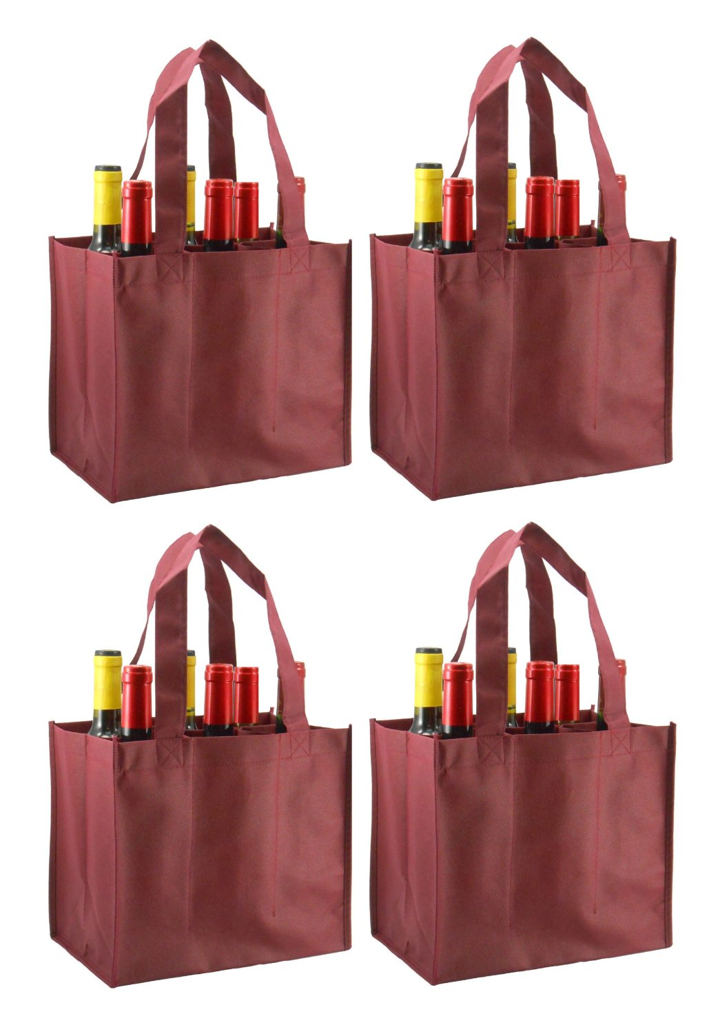 6 Bottle Wine Carrier - 4