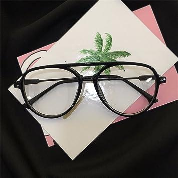 LXKMTYJ Retro Mode Sonnenbrille Männer Lady Lokomotive Gläser Winddicht, Transparent Weiss
