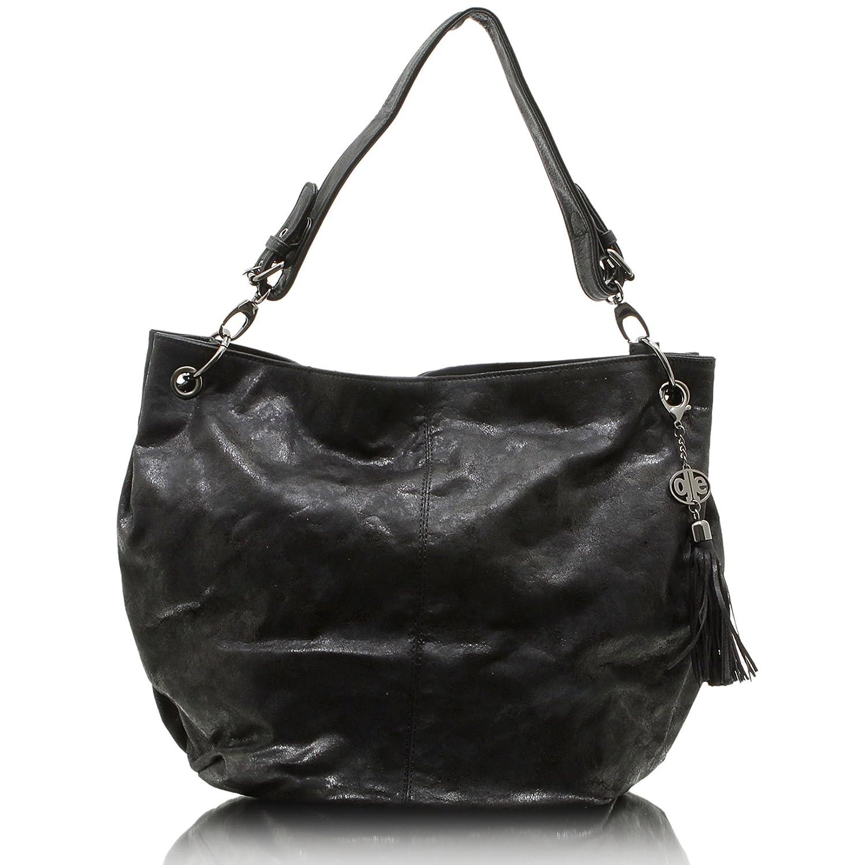 Modische elegante Umhängetasche Damentasche Fashion JENNIFER JONES Abendtasche