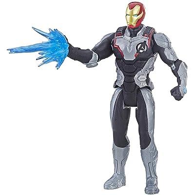 "Avengers Marvel Endgame Team Suit Iron Man 6""-Scale Figure: Toys & Games"