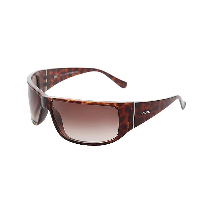 Police - Gafas de sol - para hombre marrón Carey: Amazon.es ...