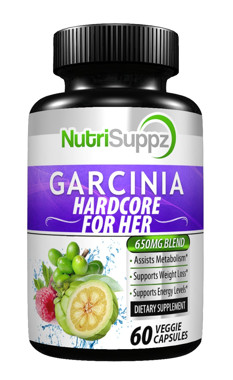 Amazon Com Garcinia For Her 100 Pure Garcinia Cambogia