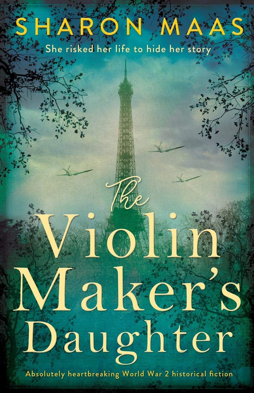 The Violin Maker's Daughter Book Cover