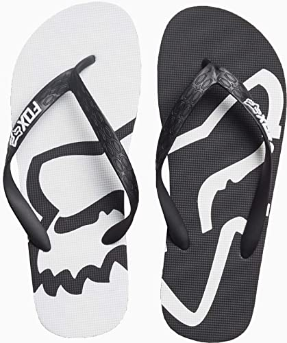 Fox Beached Flip Flop Spring 2017, Flo Yellow, 12