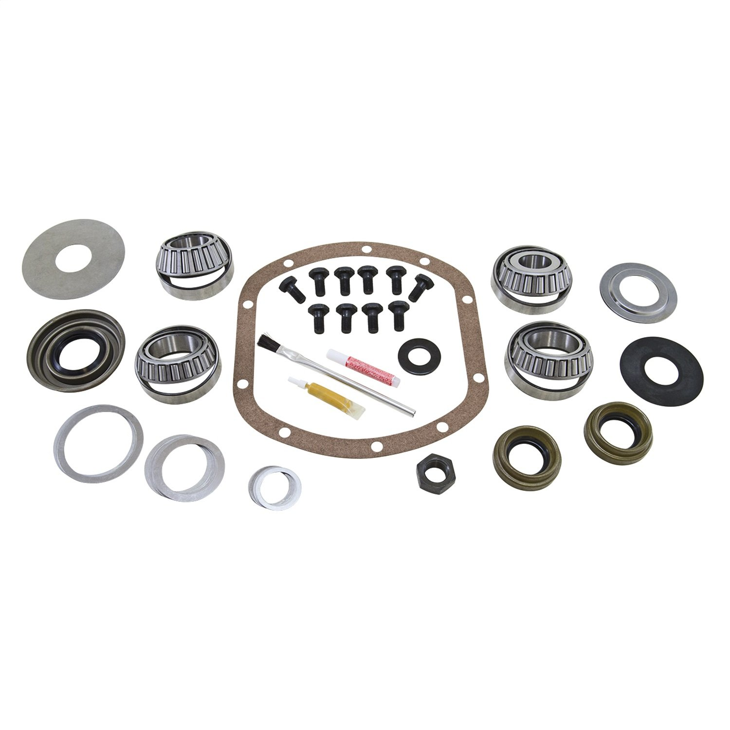 Yukon Gear & Axle (YK D30-F) Front Master Overhaul Kit for Dana 30 Axle by Yukon Gear