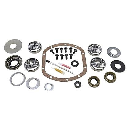 Yukon Gear & Axle (YK D30-F) Front Master Overhaul Kit for Dana 30 Axle
