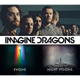 Coffret collector : Night Visions + Evolve