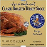 More Than Gourmet Glace De Volaille Gold Roasted Turkey Stock, 1.5 Ounce Package