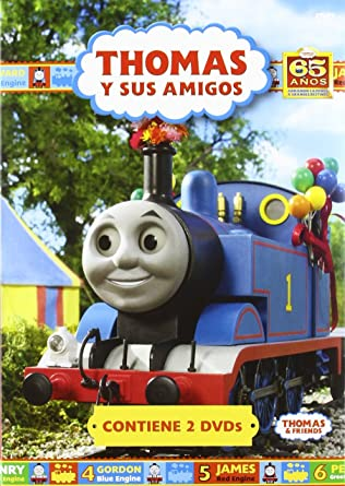 Amazon.com: Pack Thomas Y Sus Amigos - Volumen 15 Y 16: Movies & TV