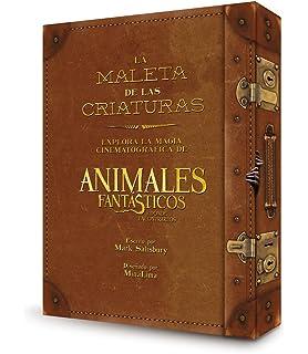 Amazon.com: Animales fantásticos 2: El arte de la película ...