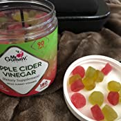 Amazon.com: Mr Gummy Apple Cider Vinegar Gummies (180