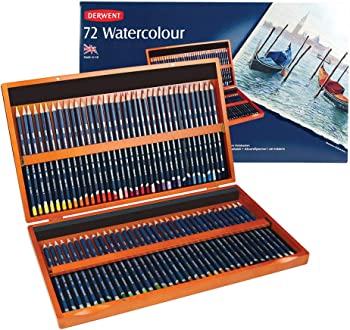 Derwent 32891 72 Colored Pencils
