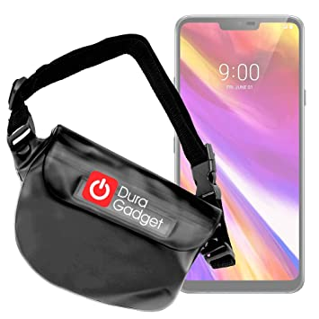 DURAGADGET Riñonera para Smartphone LG G7 One, LG G7 Fit: Amazon ...