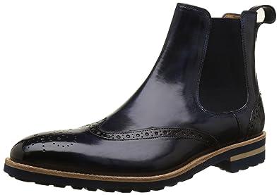 new concept 8004e 52ce7 Melvin & Hamilton Herren Tom 13 Chelsea Boots: Amazon.de ...