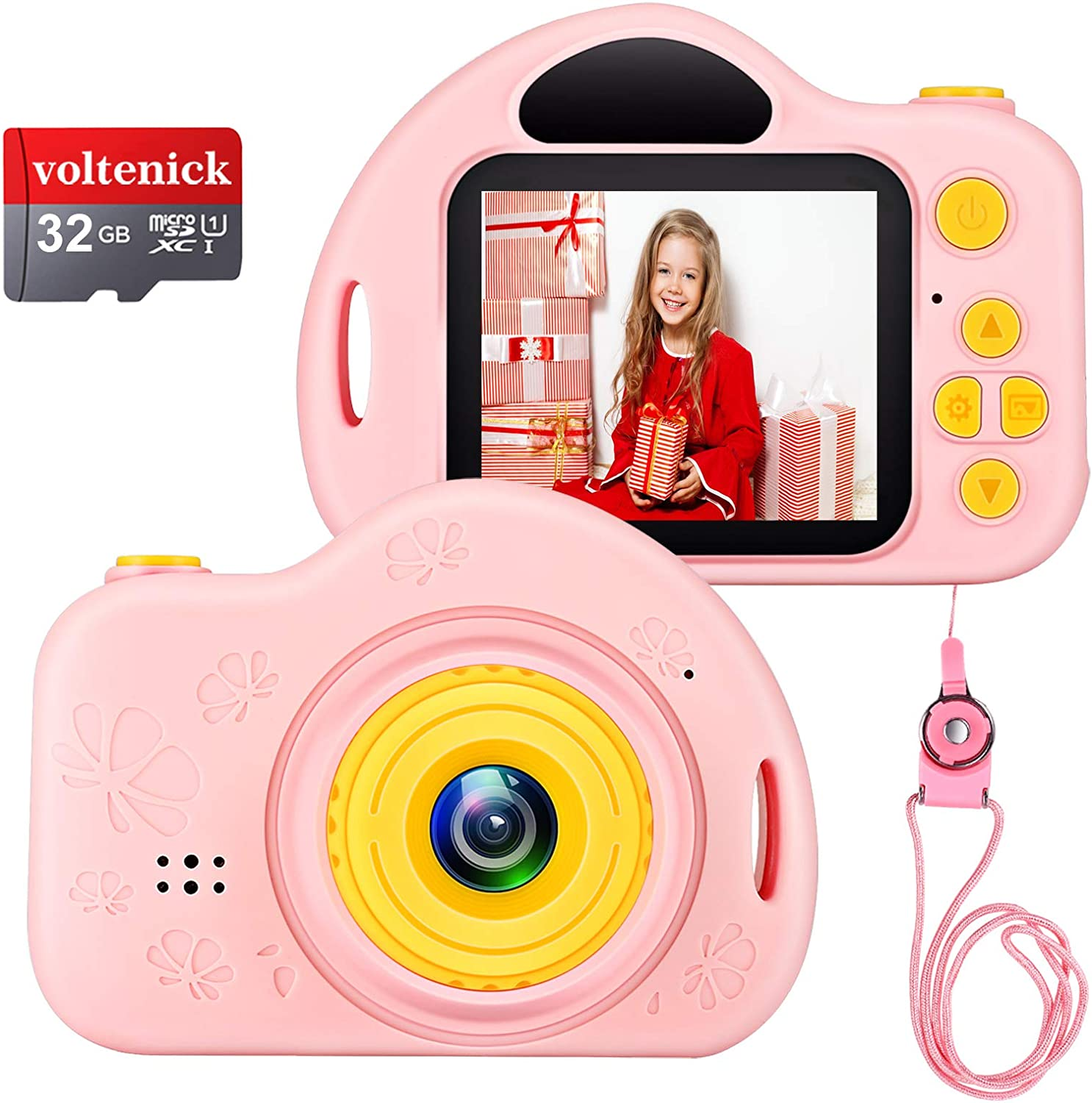 40% Off Coupon – Kids Camera With 32GB Memory Card