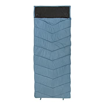 10T Outdoor Equipment 10T Burnum Saco de Dormir de Manta, Azul, Estándar: Amazon.es: Deportes y aire libre