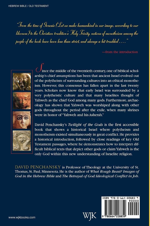 Twilight of the Hebrew Gods