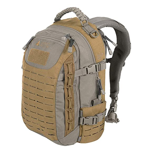 65af3c99956 Direct Action Dragon Egg Mk2 Backpack Urban Grey/Coyote: Amazon.co.uk:  Clothing