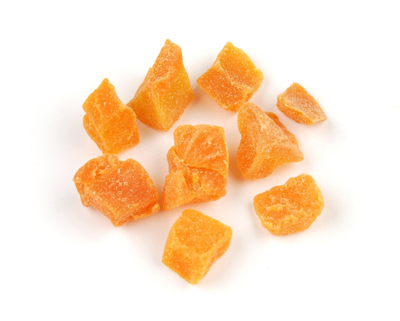 Mango, Diced - 44 Lb Bag / Box Each(Dried)