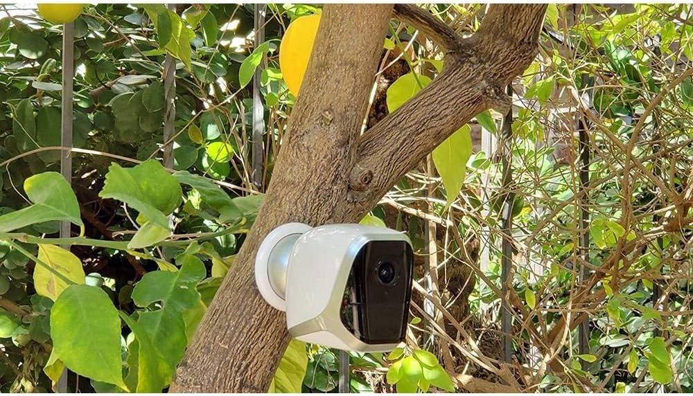 Kodak Wlan Überwachungskamera W101 Voll Hd 1080p Kamera