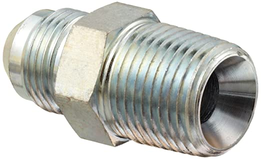 """1//2/"""" x 144 /""""  Hydraulic Hose Assembly w//MALE NPTends."""