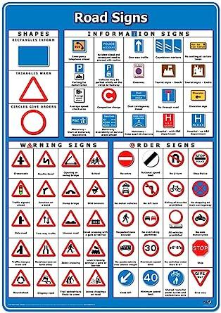 UK DRIVING SIGNS PDF