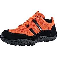 Knixmax - Zapatillas de Senderismo para Mujer y Hombre, Zapatillas de Montaña Trekking Trail Ligeros Cómodos y…