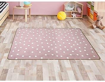 Primaflor - Ideen in Textil Tapis pour Enfant Rose Punto ...