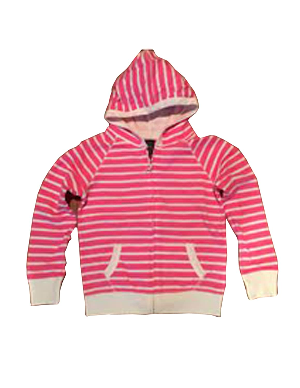Gap Kids de niña o niño diseño de rayas con cremallera Moda Muelle de sudadera con capucha para hombre: Amazon.es: Ropa y accesorios