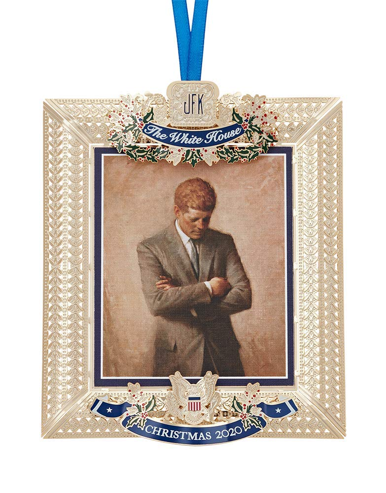 White House Christmas 2021 Ornament Buy Official 2020 White House Christmas Ornament Online At Low Prices In India Amazon In