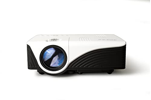 iDGLAX iDG-787W LCD LED Video Multimedia Mini Portable Projector Review