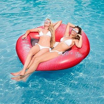 Amazon.com: LIJUEZL - Juguete hinchable para flotador de ...