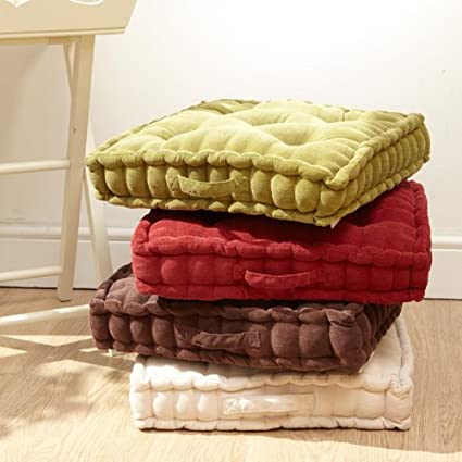 Easylife Booster Cushion 100 Cotton Spring Back Polyester Filled