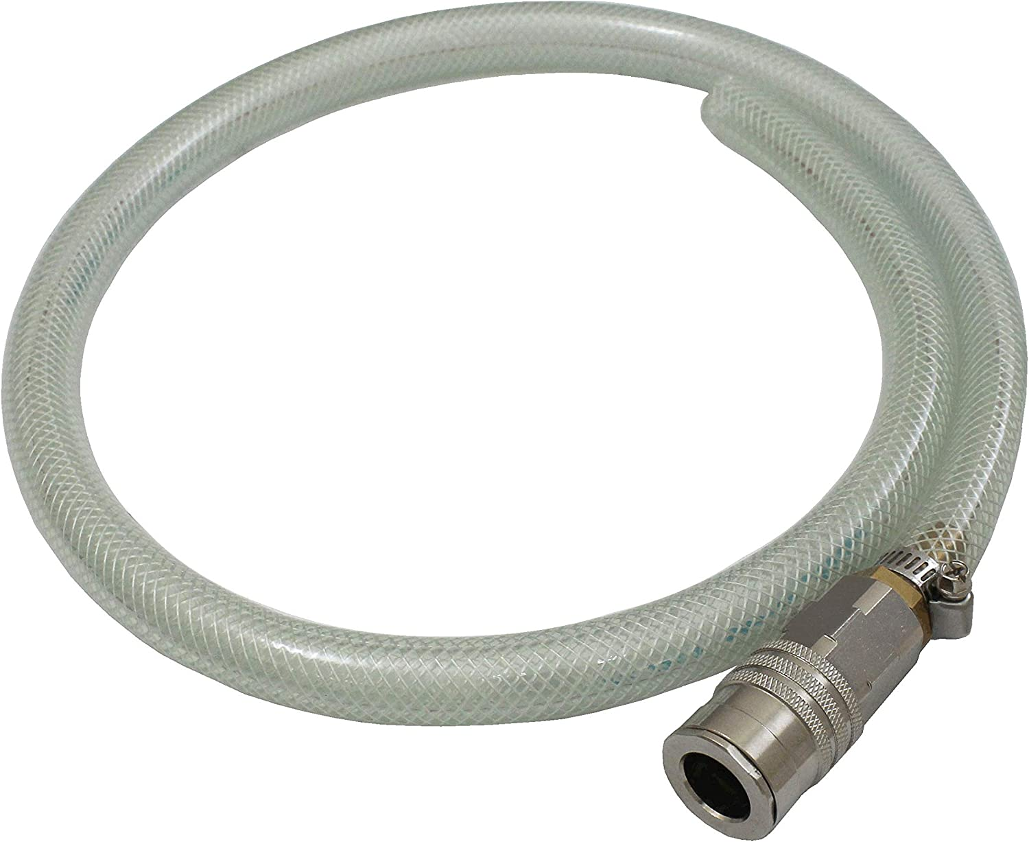 Volvo and Mack Truck 2004 to 2019 Radiator Coolant Drain Hose Heavy Duty Fast Flowing Durable Alternative to OEM 9996049 Leak free and Compatible with D11 D13 D16 and MP7 MP8 MP10 Engines