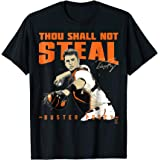 Buster Posey Thou Shall Not Steal T-Shirt - Apparel