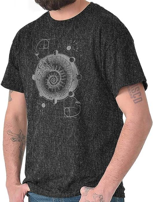 Nautilus Shell Spirit Animal Shirt Mystic Sea Star Moon Gift T Shirt