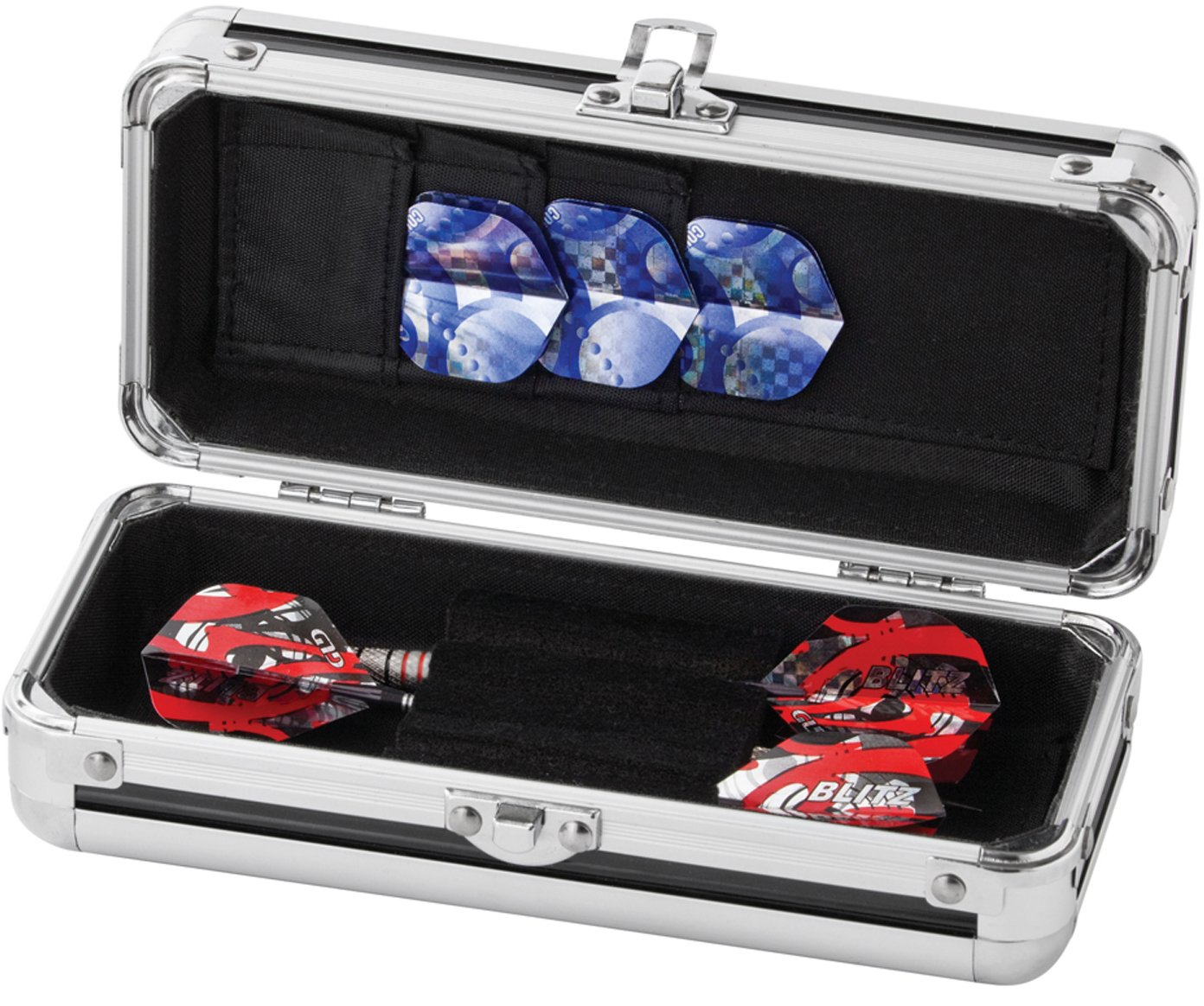 Casemaster Sole 3 Dart Aluminum Storage/Travel Case by Casemaster by GLD Products