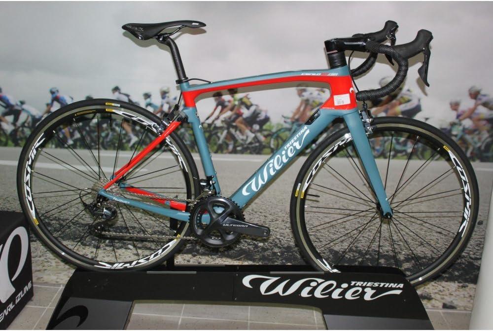 Wilier cento10 NDR SB Ultegra Elite, Color Azul, tamaño Medium ...
