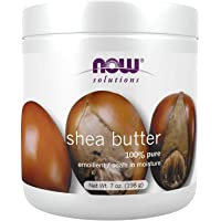 Now Foods Natural Shea Butter, 207ml