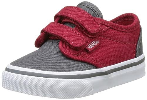 Vans TD Atwood V, Botines de Senderismo Bebé-para Niñas, Gris (2 Tone), 25 EU: Amazon.es: Zapatos y complementos