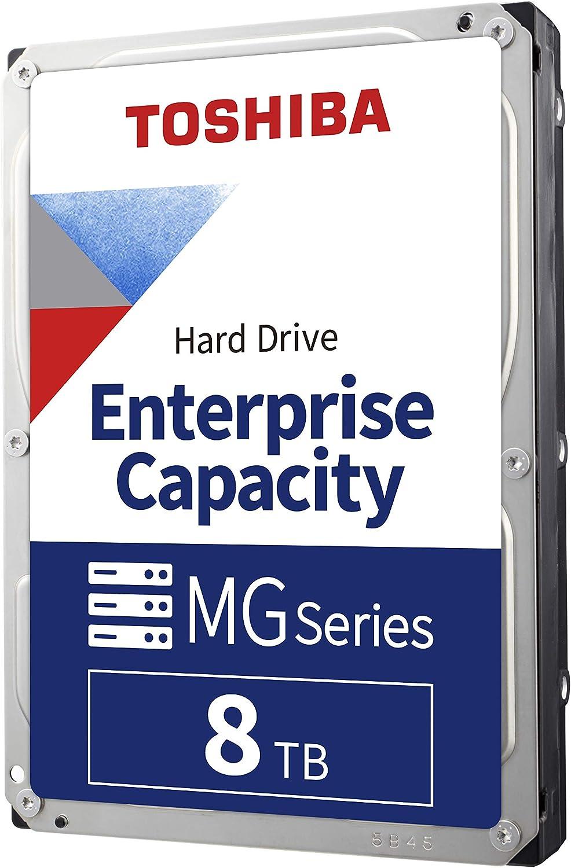 Toshiba Enterprise Hdd 8tb 3 5 Sata 6gbit S 7200rpm Computer Zubehör