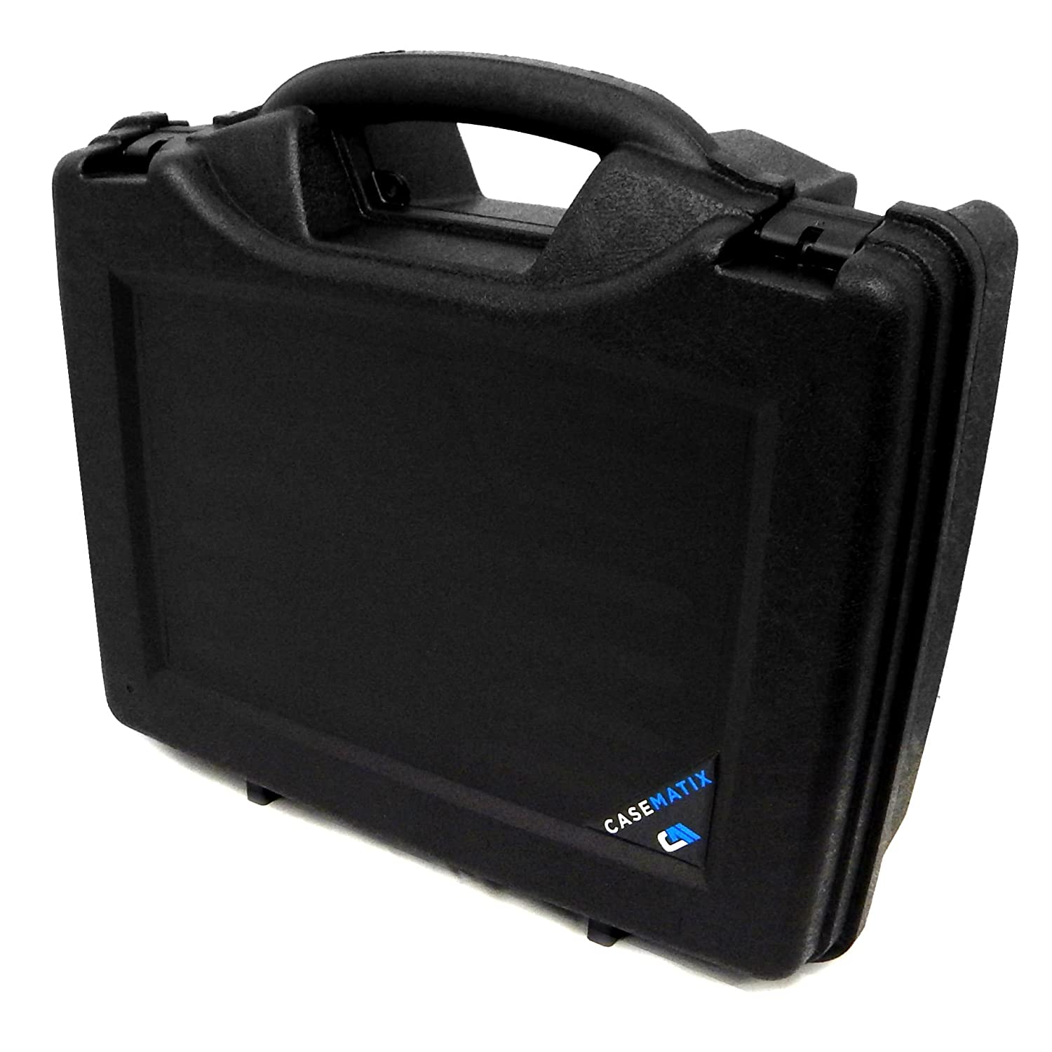 CASEMATIX Secure Video Projector Travel Hard Carry Case w/Dense ...