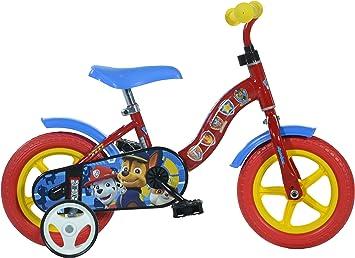Dino Bikes 108L-PW Patrulla Canina Bicicleta de 10 Pulgadas ...