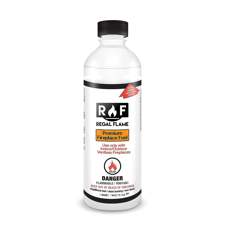 Amazon Com Regal Flame Premium Ventless Bio Ethanol Fireplace Fuel