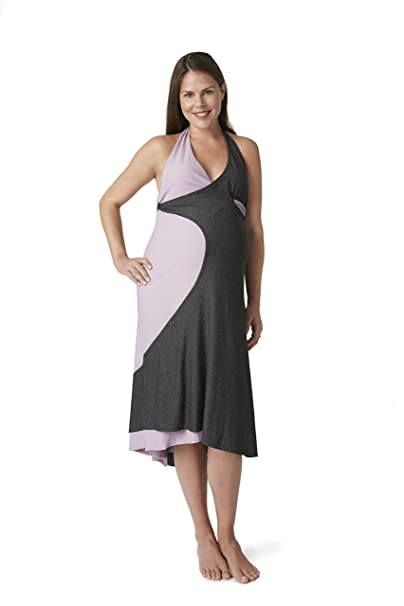 Pretty Pushers Transition Hospital Maternity Gown for Pregnancy ...