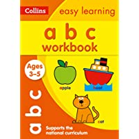 ABC Workbook Ages 3-5: Ideal for Home Learning
